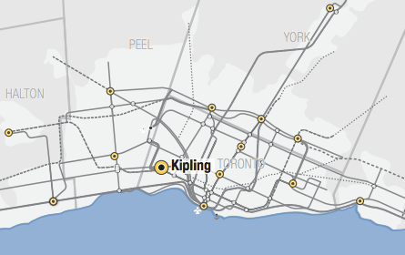 Kipling Mobility Hub